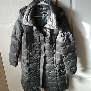 NWT Ralph L.packable down coat M